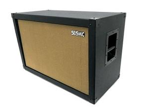 Seismic Audio 2×12 Guitar Speaker Cabinet Review